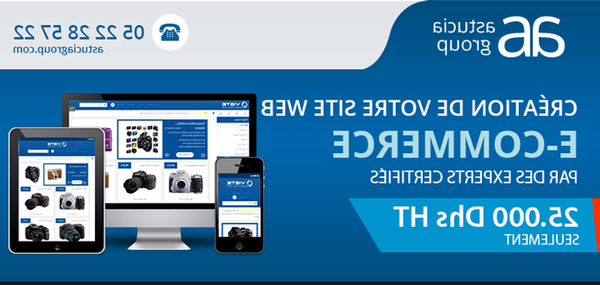 Creation site web rapide Maroc