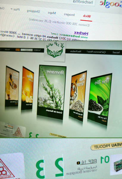 Création site web simple Maroc