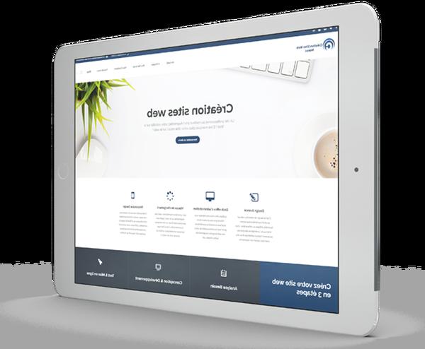 Création de site internet professionnel sur mesure Maroc